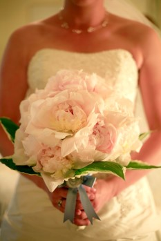 Peonies Wedding